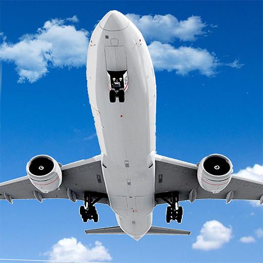 Flugzeug Spiele App